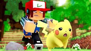 Minecraft: O PIKACHU FUGIU !! (Parque Pokémon #05)