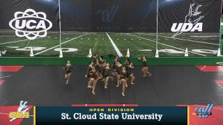 St. Cloud State University Dance Team- Home Routine 2015