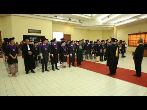 Veterinary Oath (July 26th, 2017) - Bogor Agricultural University (Part 1)