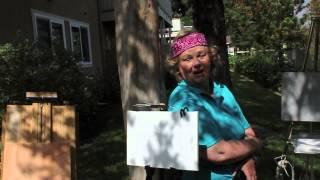 Paint Plein Air: Checklist And Easel Ideas With Marge Kinney