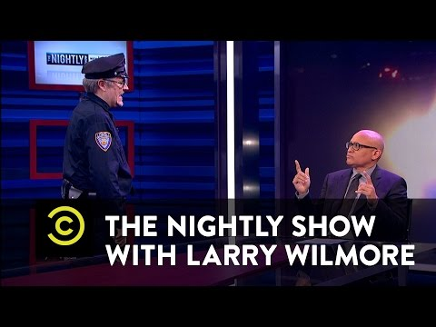The Nightly Show - Ferguson Police Bias