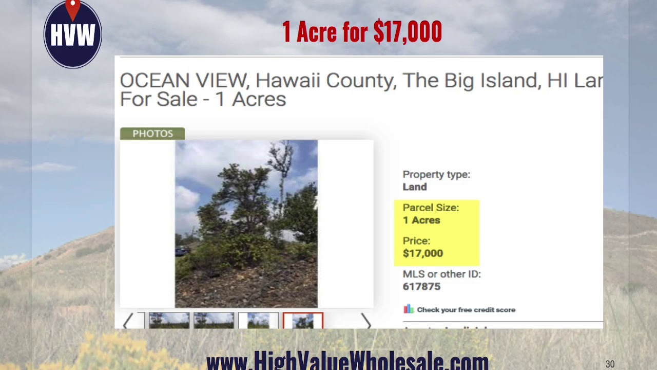 Own A Piece of The Hawaiian Dream and SAVE $11,348 on this