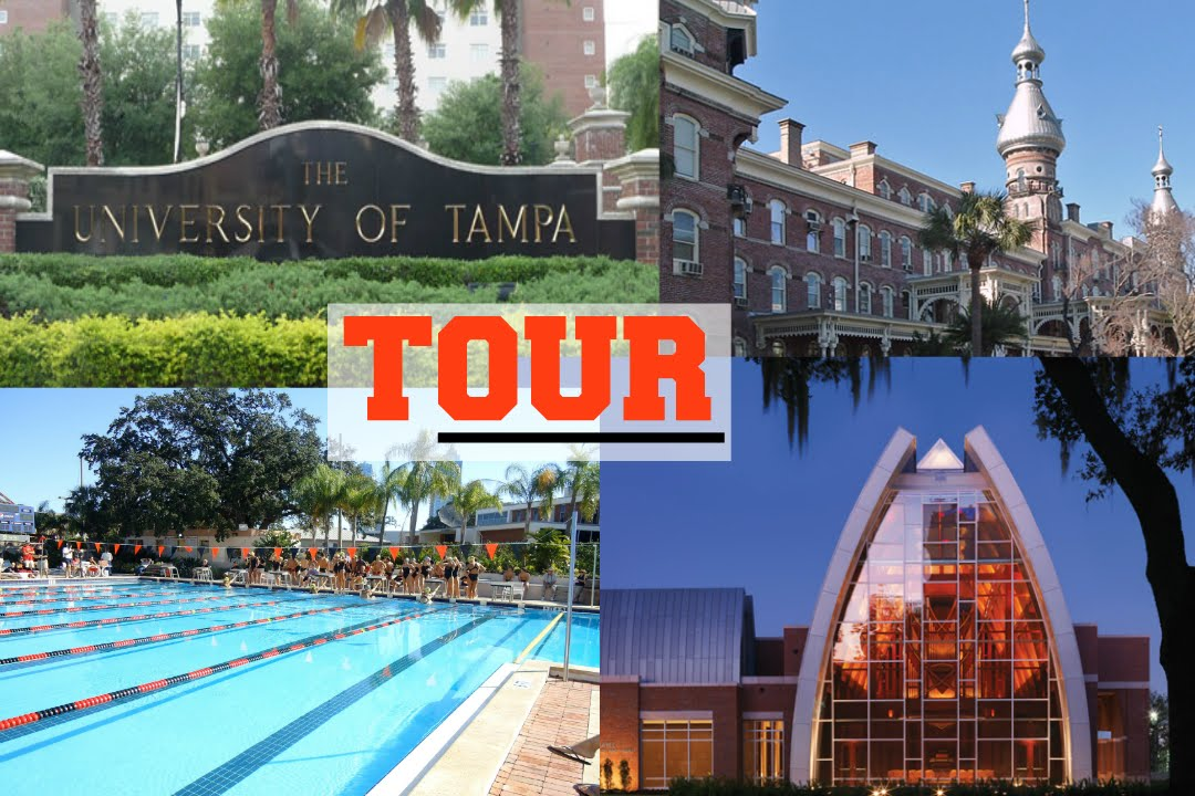 University Of Tampa Campus Tour Video