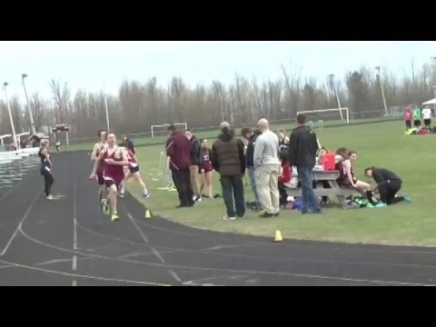 NCCS - AuSable Valley Track  5-5-16