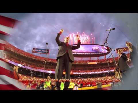 National Anthem: United States of America-The Star-Spangled Banner***NEW VERSION***