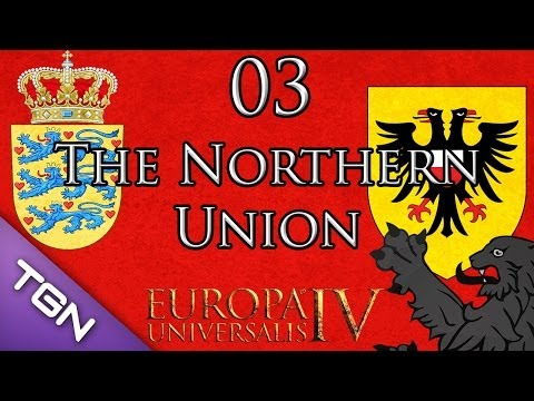 Let's Play Europa Universalis IV Wealth of Nations The Northern Union w/ Zach Part 3
