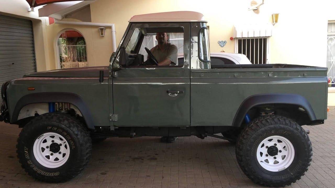 Land Rover 100 V8 3 9 auto
