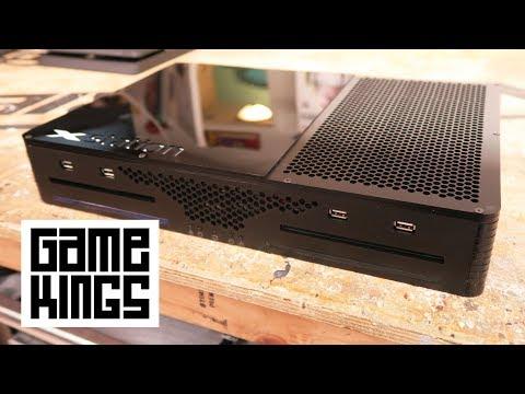 XStation: PlayStation 4 & Xbox One in één
