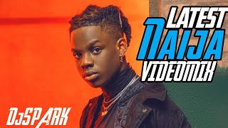LATEST NAIJA AFROBEAT 2020|2021 OCTOBER PARTY MIX VOL.3 DEEJAY SPARK FT ROTIMI||TEKNO|DAVIDO|WIZKID