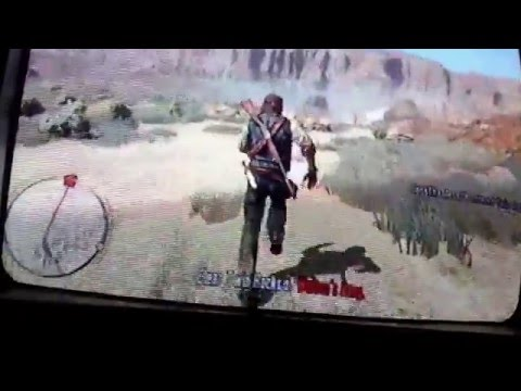 how to fix red dead redemption glitch