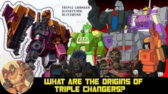 What are the origins of Triple Changers