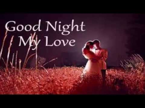 Romantic Good Night Wishes Greetings For Lover Cute GF BF