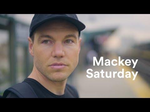 How Graphic Designer Mackey Saturday Gets Inspired
