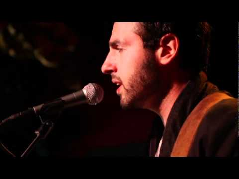 "Ari Hest - ""When & If - Live"" from the CD/DVD An Intimate Evening at Rockwood Music Hall"