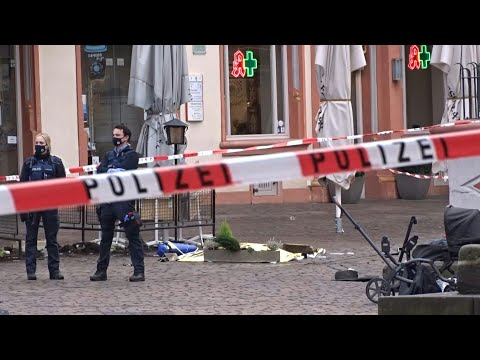 Germany: Trier officials react after car tears through pedestrian zone killing at least 2 | AFP