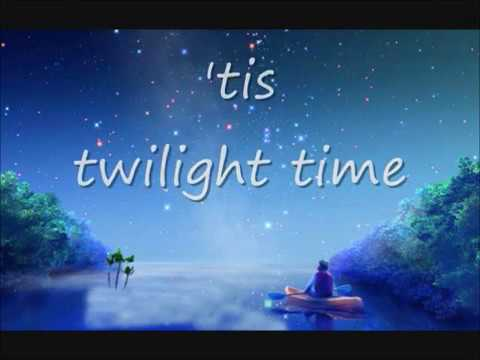 Twilight Time Sung by Stacey Battaglia (Cover) Platters Cover