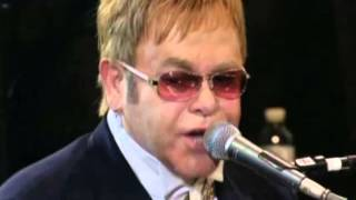 Elton John Voyeur The Diving Board