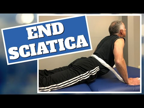 Easy Way to End Sciatica for Good
