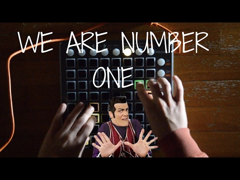 We are number one  Launchpad cover