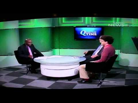 Miko Peled & Mishy Harmon interviewed on SABC Current Affairs show QuestionTime24