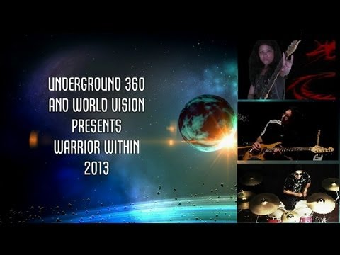 Underground 360 and World Vision The Warrior Within (Official Music Video) in HD 2013-