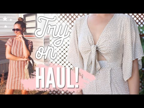 VICI Try On Haul!
