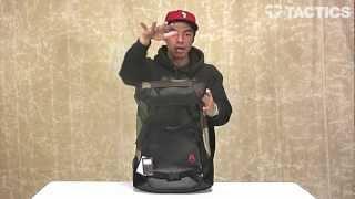 Nixon Landlock II Backpack Review - Tactics.com
