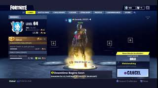 Glitch on Fortnite 729 DAYS TO THE STORE UPDATES NO CLICKBAIT