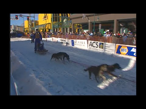 Alaska Winter Adventure- Fur Rondy Festival Part 1