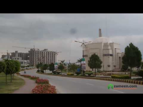 SECTOR C BAHRIA ENCLAVE ISLAMABAD - 1 KANAL CORNER PAID EXTREME LOCATION PLOT FOR SALE