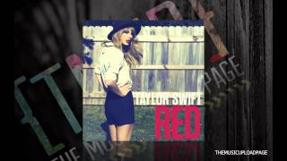 Repeat youtube video Taylor Swift - Red [Single]