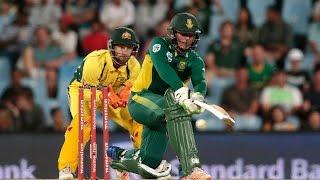 South Africa vs Australia, 5th ODI Match  Highlights