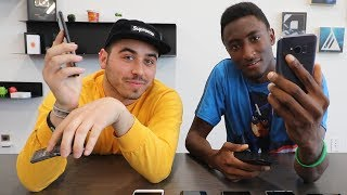 Are Smartphones with Physical Keyboards Better? ft. MKBHD