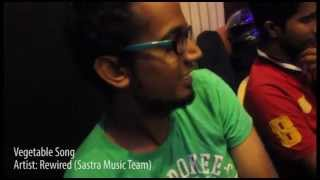 Rewired | The Vegetable Song | Sastra Music Team