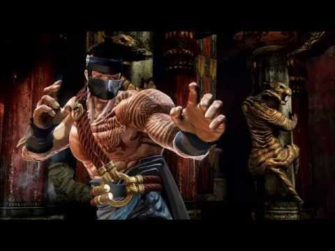 Killer Instinct Season One - The Tiger Warrior (Jago Theme)