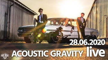 Acoustic Gravity - Live at Royal Adam Hall - Powered by Social Movies und Ilemmination