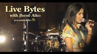 Jhene Aiko Performs 'Bed Peace' - Live Bytes