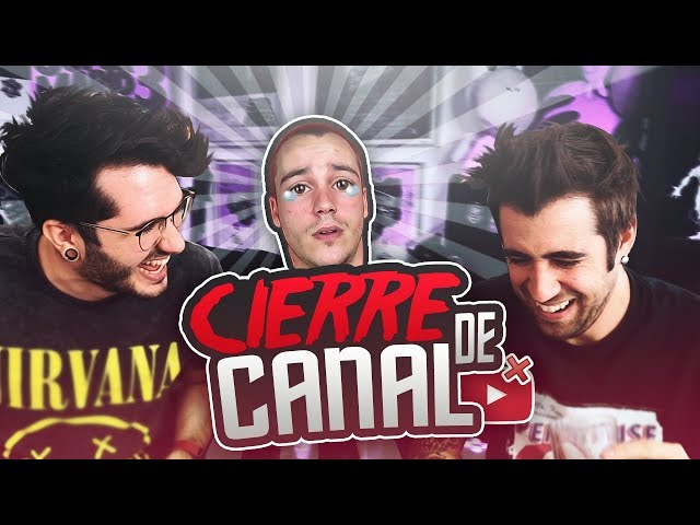 TE VAN A CERRAR EL CANAL