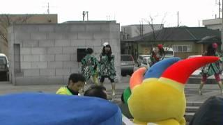 2011.04.03 震災復興の集い ~立ち上がれ黒石~ YKBプロジェクト byや...