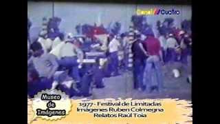 VIDEO HISTORICO FESTIVAL DE LIMITADAS EN TOTORAS 1977 PARTE 2