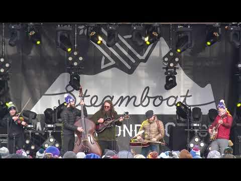 The Lil' Smokies - full show 2-24-18 WinterWonderGrass Steamboat Sprgs., CO SBD 4K HD tripod