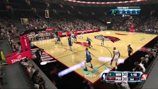 MyPlayer in NBA 2k14 (PS4) part 27: No Sellout