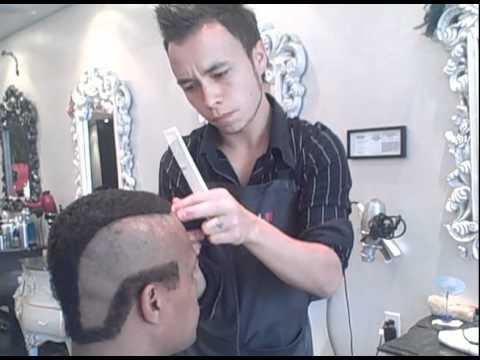 Mr T Hair Cut Youtube