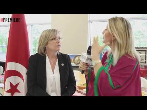 La ministre des affaires du laval Francine charbonneau
