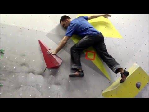 Школа Риска. Скалолазание. Урок 3. Максимальная сила, скорость и силовая выносливость