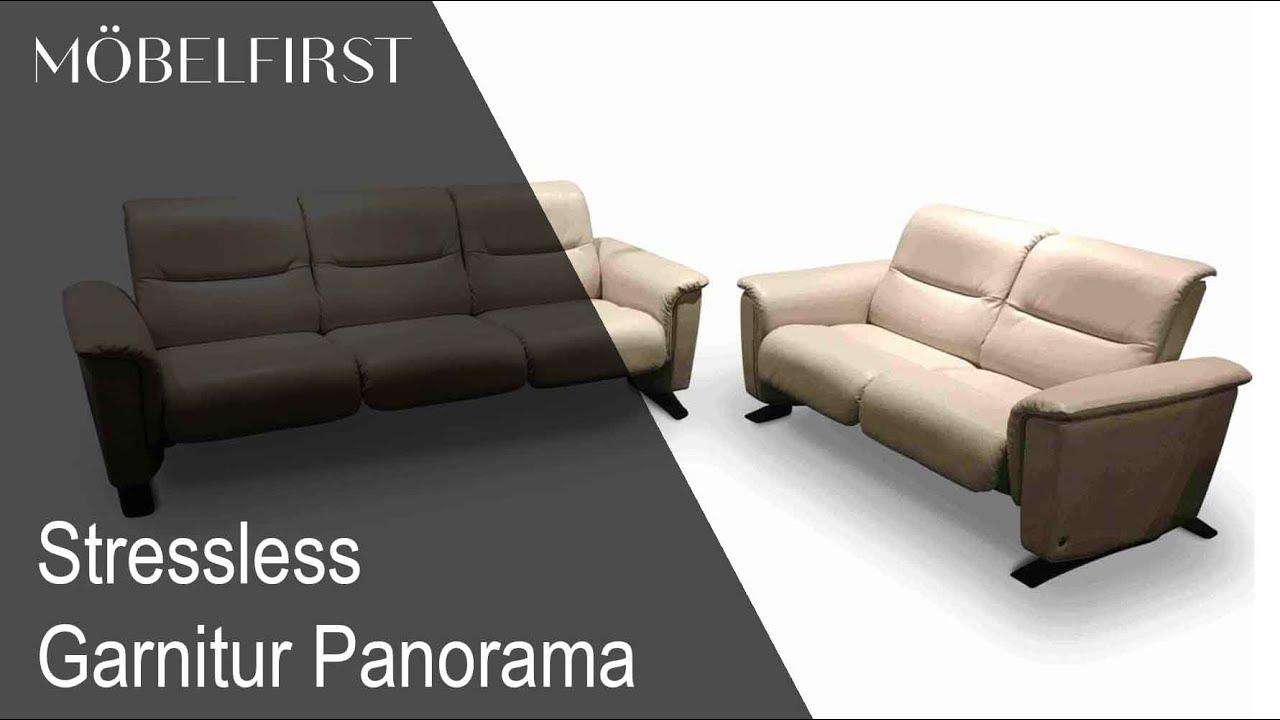 Designermöbel Garnitur Panorama Von Stressless Möbelfirst
