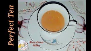 Perfect Tea Recipe|Restaurant Style Perfect Tea Recipe|Restaurant Er Shade Perfect Cha Recipe|Cha