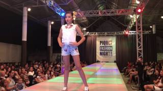 PFN 2017 - Piquet Fashion Night - Entrada Kelly Fashion