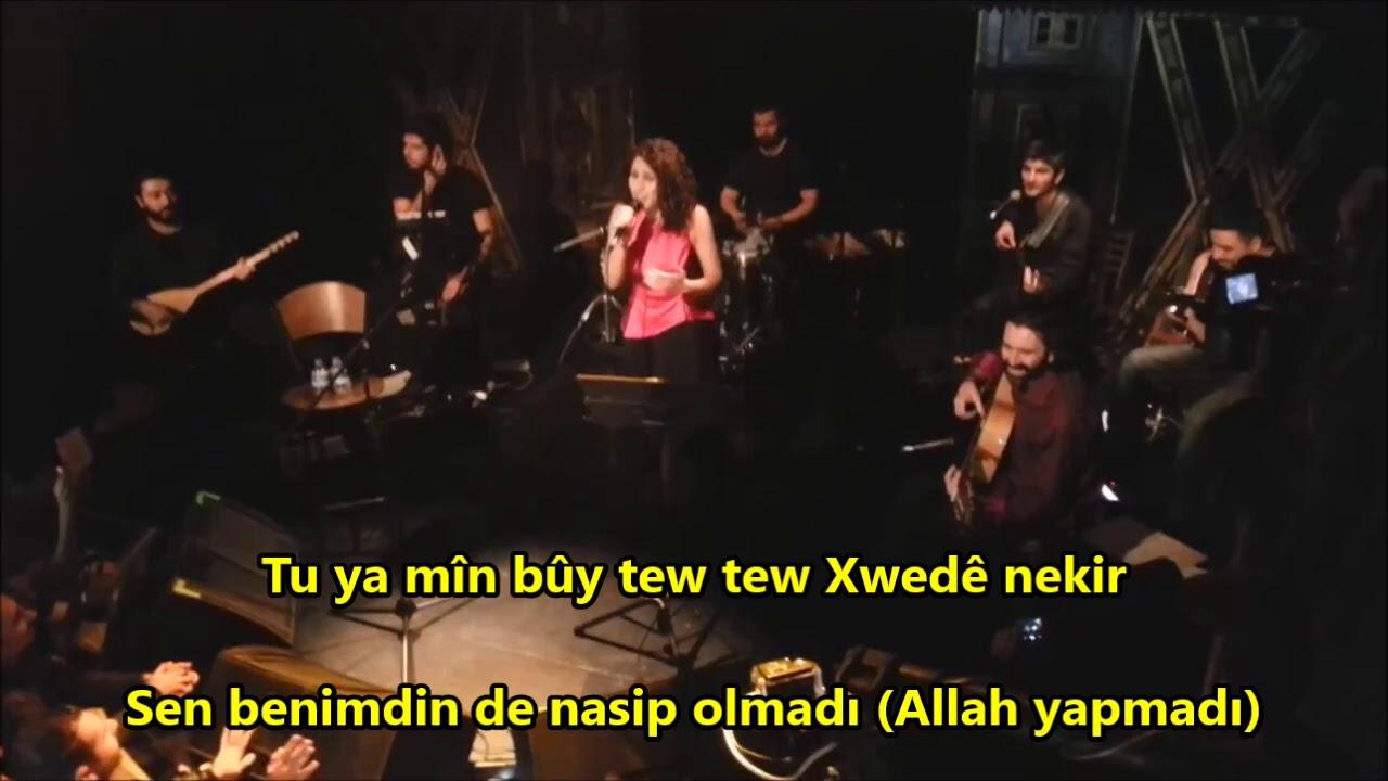 Aynur Doğan - Min Digo Melê Türkçe-Kürtçe Altyazı (Tirkî-Kurdî)