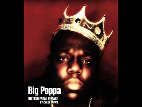 Notorious BIG - Big Poppa (Instrumental Remake)